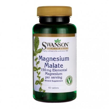 SWANSON Magnesium Malate 60tab