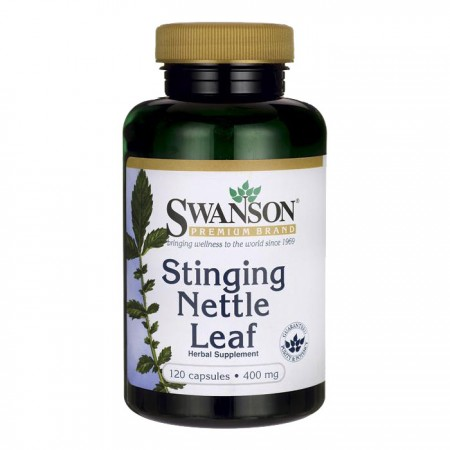 SWANSON Stinging Nettle Leaf 120kap