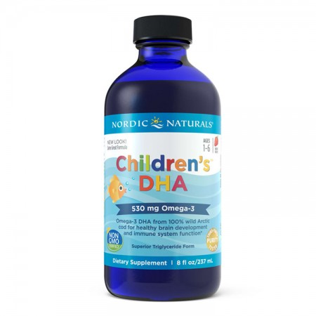 NORDIC NATURALS Children's DHA 237ml