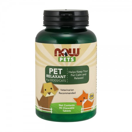 NOW PETS Pet Relaxant 90tab
