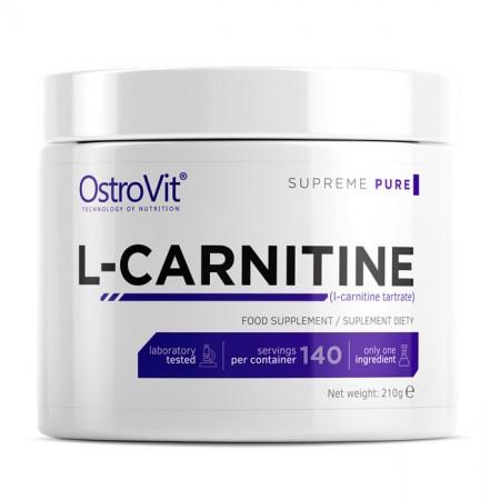 OSTROVIT 100% carnitine 210g