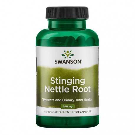 SWANSON Stinging nettle root 500mg 100kap