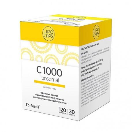 FORMEDS Liposomal C 1000 120kap