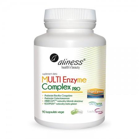 ALINESS MULTI Enzyme Complex PRO 90kap wege
