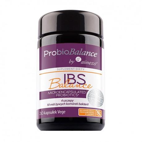 Aliness ProbioBALANCE IBS Balance 10 mld. 30kap wege