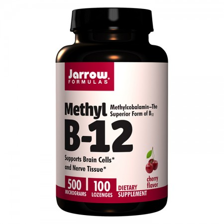 JARROW Methyl B-12 500mcg 100tab