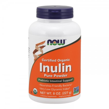 NOW FOODS Inulin 227g (Inulina)