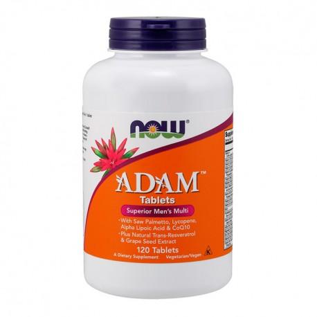 NOW FOODS Adam 120tab