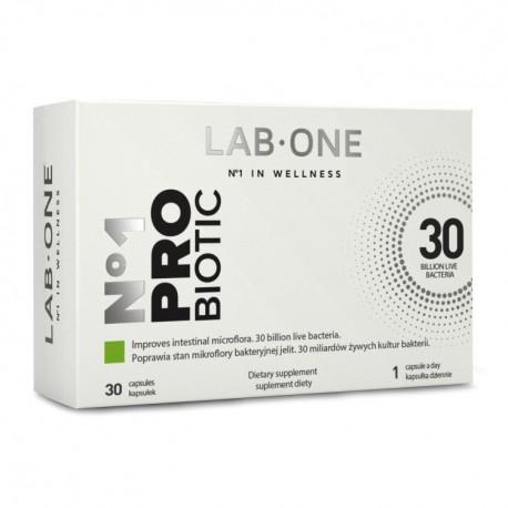 LAB-ONE No1 Probiotic 30kap