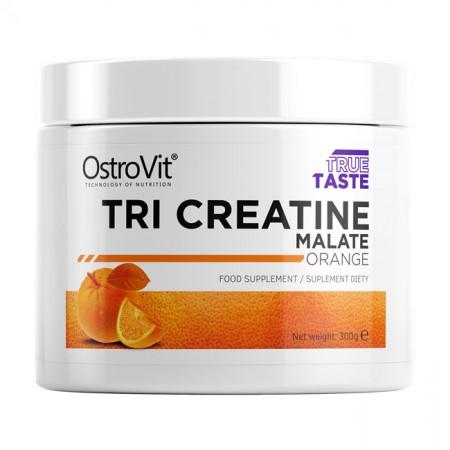 OSTROVIT Tri-Creatine Malate 300g (Jabłczan kreatyny)