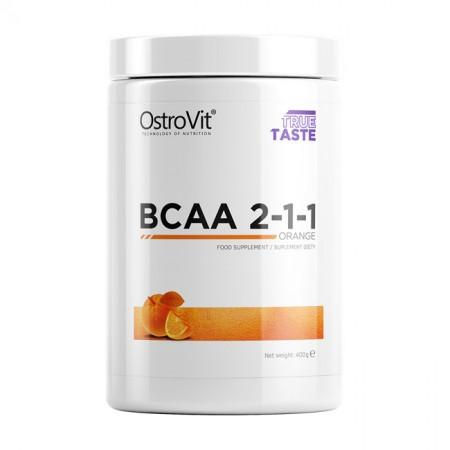 OSTROVIT BCAA 2-1-1 400g