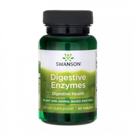 SWANSON Digestive Enzymes 90tab