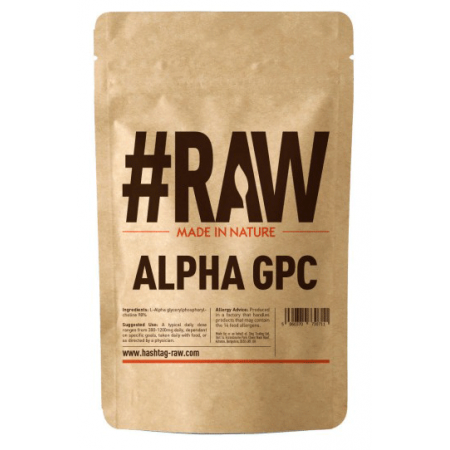 RAW Alpha GPC 100g
