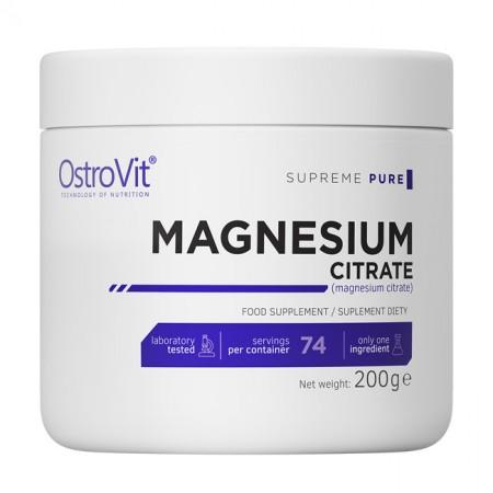 OSTROVIT Magnesium Citrate 100% 200g