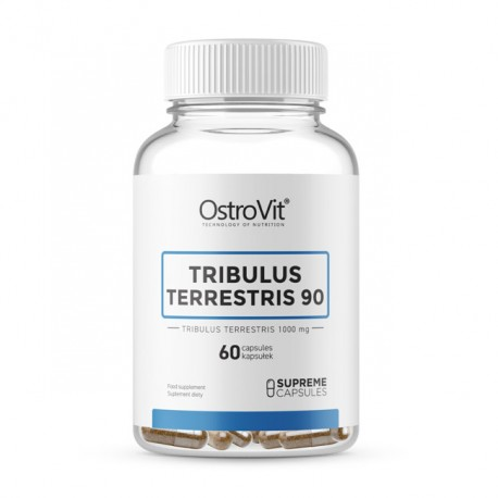 OSTROVIT Supreme Capsules Tribulus Terrestris 90 60kap