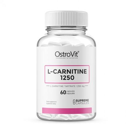 OSTROVIT Supreme Capsules L-Carnitine 1250 60kap