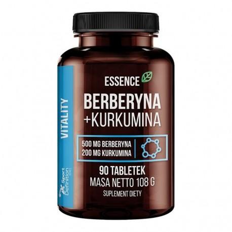 ESSENCE Berberyna + Kurkumina 90tab