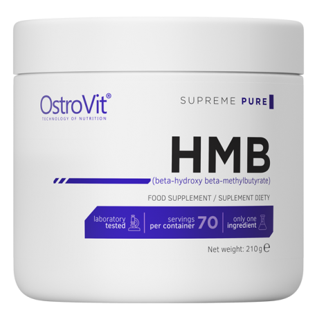 OSTROVIT Supreme Pure HMB 200g