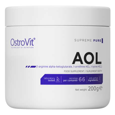 OSTROVIT Supreme Pure AOL 200g