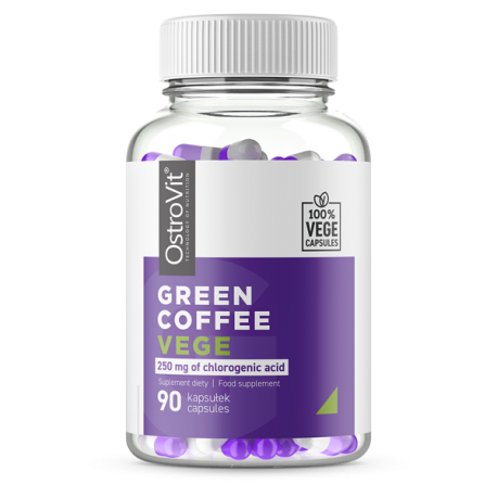 OSTROVIT Green coffee VEGE 90kap