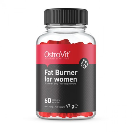 OSTROVIT Fat Burner for women 60kap