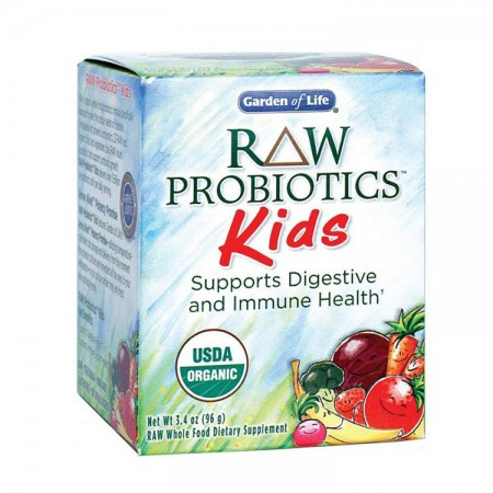 GARDEN OF LIFE Raw Probiotic Kids 96g