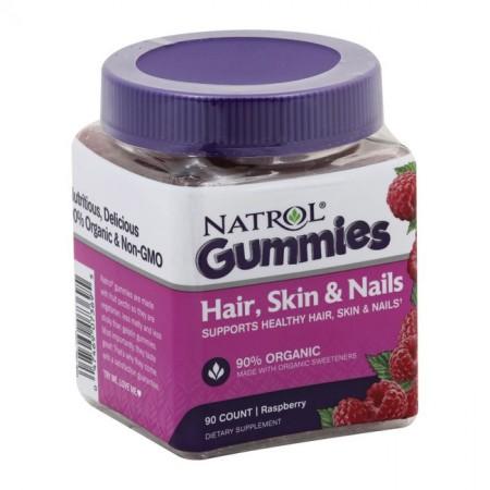 NATROL Gummies Hair, Skin and Nails 90żelków