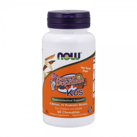 NOW FOODS Berry Dophilus 60tab
