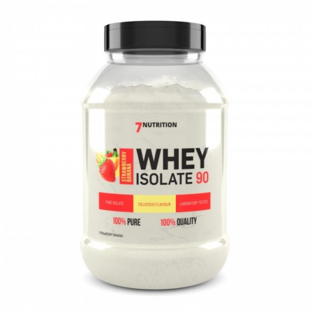 7NUTRITION Whey Isolate 90 500g