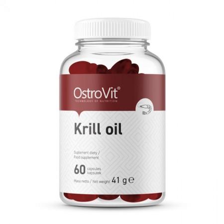 OSTROVIT Krill Oil 60kap