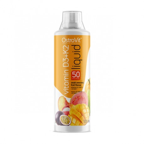 OstroVit Vitamin D3 + K2 Liquid 500 ml