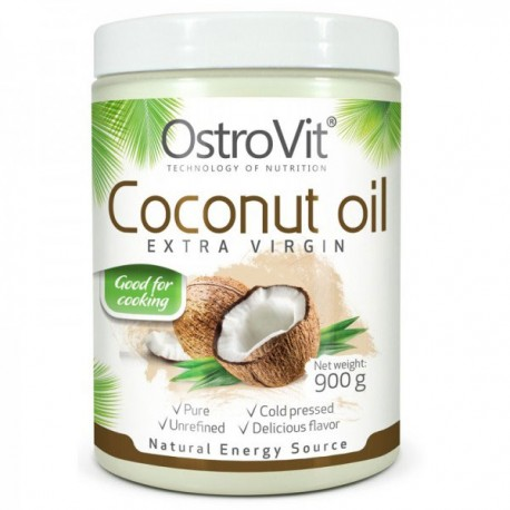 Olej kokosowy nierafinowany 900g virgin