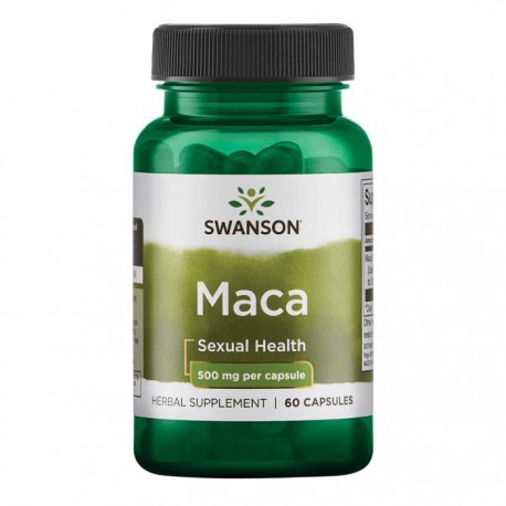 SWANSON Maca Extract 60kaps