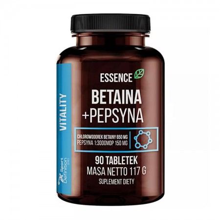 ESSENCE Betaina + Pepsyna 90tab