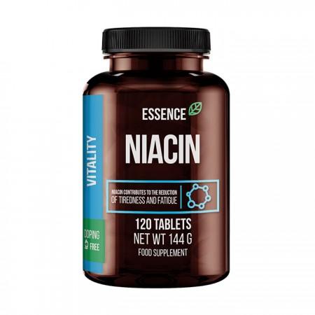 ESSENCE Niacin (Niacyna) 120tab