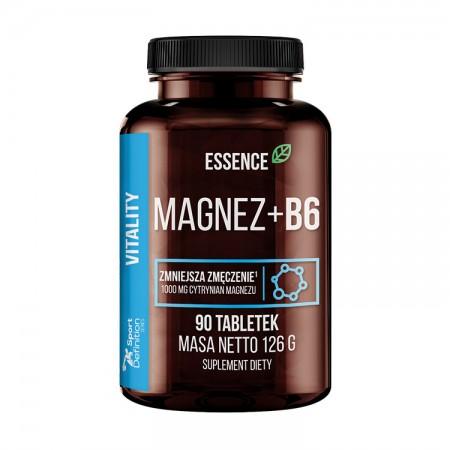 ESSENCE Magnesium + B6 90tab
