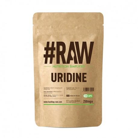RAW Uridine (Urydyna) 250mg 120kaps wege