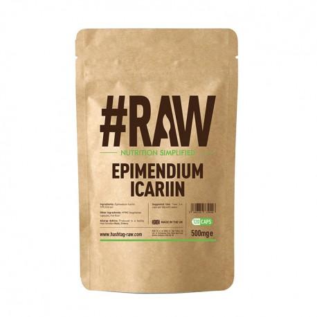 RAW Epimedium Icariin 120kaps wege