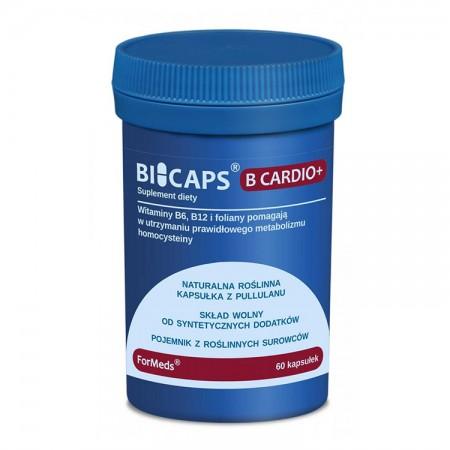 FORMEDS Bicaps B Cardio+ 60kap