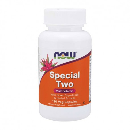 NOW FOODS Special Two 120kaps wege