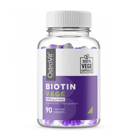 OSTROVIT Biotin VEGE 90kap