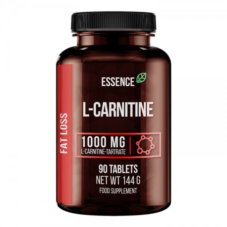 ESSENCE L-carnitine 1000mg 90tab