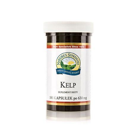 NATURE'S SUNSHINE Kelp 100kap