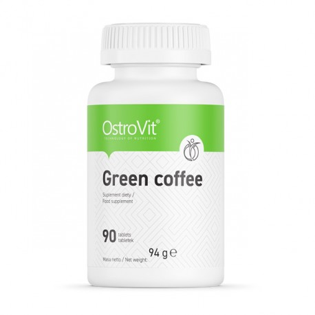 OSTROVIT Green Coffee 90tab