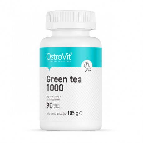 OSTROVIT Green Tea 90tab