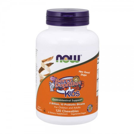 NOW FOODS Berry Dophilus 120tab