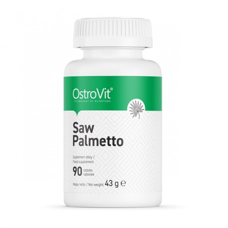 OSTROVIT Saw Palmetto 90tab