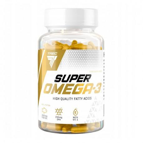 TREC Super Omega 3 120kap