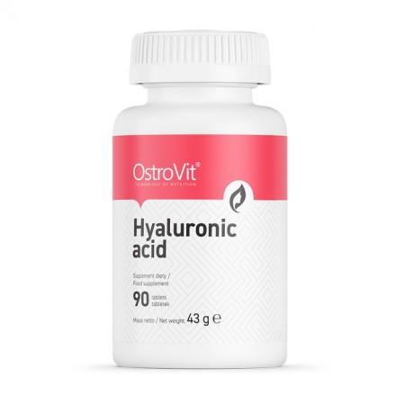 OSTROVIT Hyaluronic Acid (Kwas hialuronowy) 90tab
