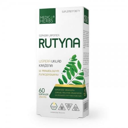 MEDICA HERBS Rutyna 60kap